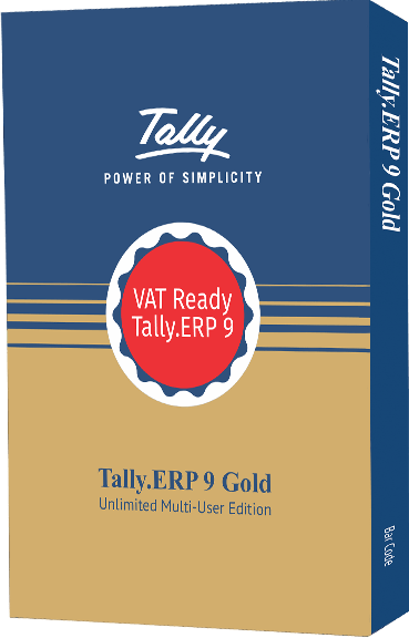 Tally.ERP 9 – Gold Annual License