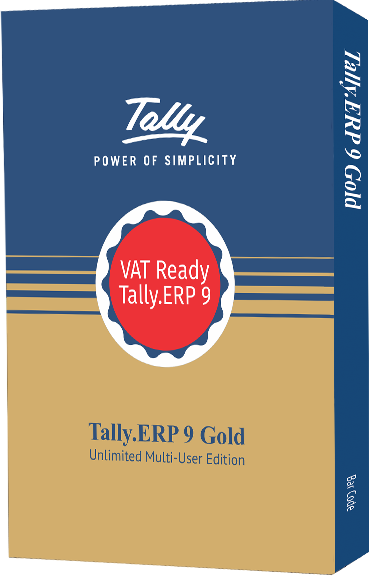 Tally.ERP 9 – Gold Annual License