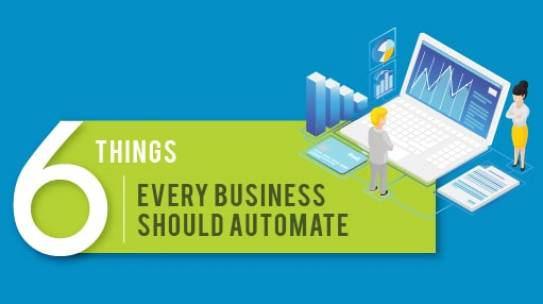 6 Business Processes you can Automate