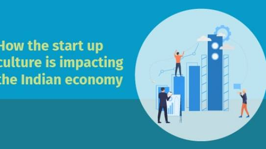 Just how the start-up culture is influencing the Indian economic situation