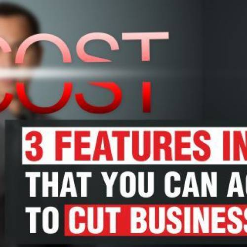 3 Features in Tally that you can activate to cut business costs