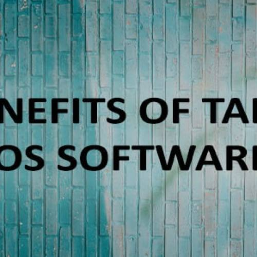 Benefits Of Tally POS Software