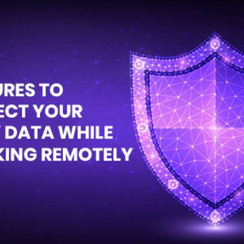 Features To Protect Your Tally Data While Working Remotely