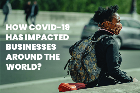how covid-19 has impacted businesses around the world