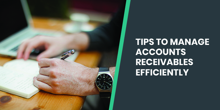 tips to manage accounts