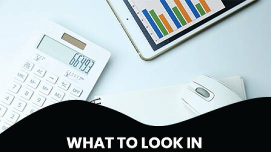 What to Look in Best Accounting Software?