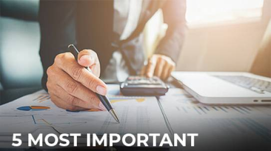 5 Most Important Reports For a Business